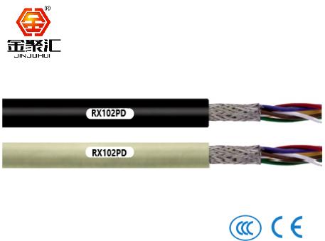 固定安装电缆/屏蔽/信号线/双绞/低电容固