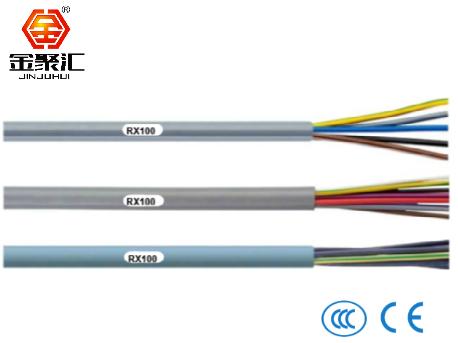 固定安装电缆/非屏蔽/动力线/300-500V