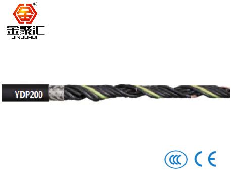 PUR材质拖链电缆/屏蔽/动力线
